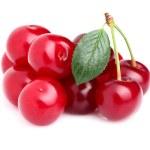 Heap of ripe cherry — Stock Photo #14598703
