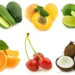 Ripe fruit — Stock Photo #1560053