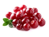 Heap of ripe cranberry — Stock Photo
