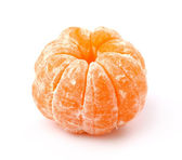 One tangerine — Stock Photo