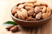 Almonds kernel — Stockfoto