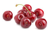 Juicy ripe cherry — Stock Photo