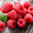 Heap of raspberry — Stock Photo #24576143