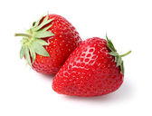 Fresh ripe strawberries — Foto de Stock