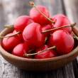 Stock Photo: Sweet cherry