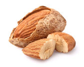 Almonds kernel — Stock Photo