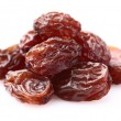 Stock Photo: Sweet raisins