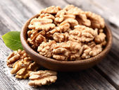 Walnuts kernel — Stock Photo
