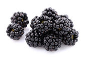 Heap of blackberry — Stock Photo