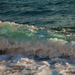 Close-up shot of sea waves — Stock Photo