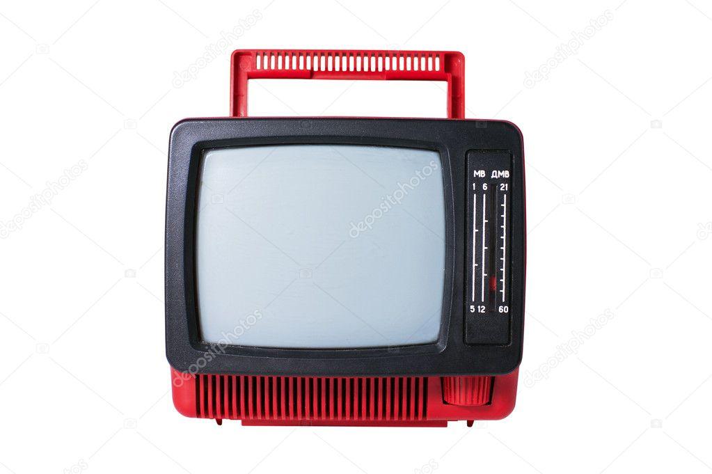 旧电视机 — 图库照片08observer#1011339