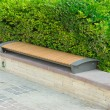 Bench on the street — Stock Photo #15616909