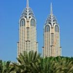 Постер, плакат: View of the Chrysler building in Dubai