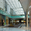 Interior View of Dubai Mall - world's largest shopping mall , s — Stock Photo