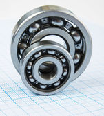 Two bearings — Foto de Stock