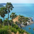 Stock Photo: View of AndamSefrom viewing point, Phuket , South o