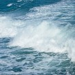 Wake of speed boat — Stock Photo
