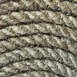 Twisted hemp rope — Stock Photo #22405847