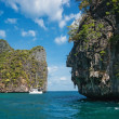 Royalty-Free Stock Photo: The island of phi phi leh Krabi, Thailand