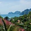View of the island  Phi Phi Don  from the viewing point,Thailand — Stock Photo