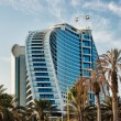 Jumeirah Beach Hotel. DUBAI, UAE — Stock Photo