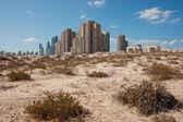 Dubai, Greens area. UAE — Stock Photo