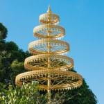 Big Buddha temple complex — Stock Photo #24642459