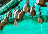 Asya geleneği çan — Stok fotoğraf