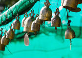 Tradycji azjatyckich dzwon — Zdjęcie stockowe
