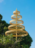 大きな仏の寺院の複合体 — ストック写真