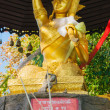 Big Buddha temple complex - Stock Photo