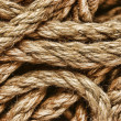 Background of ropes — Stock Photo #25559135