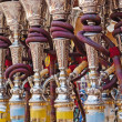 Stock Photo: Arabic Shishpipes