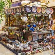Market with eastern souvenirs — Stock Photo #25789685