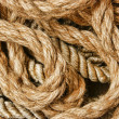 Background of ropes — Stock Photo #25926985