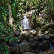 Waterfall in the tropical jungles of South East Asia — Stock Photo #26120339
