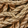 Background of ropes — Stock Photo #26421593