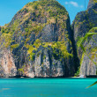 Maya bay of Phi-Phi island — Stock Photo