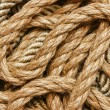 Background of ropes — Stock Photo #26653093