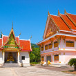 Black monk temple in the south of Thailand — Stock Photo #26911149