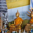 Big Buddha temple complex — Stockfoto