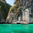 The island of phi phi leh Krabi, Thailand — Stock Photo