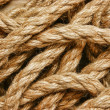 Background of ropes — Stock Photo #28663221