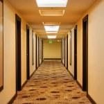Hotel corridor — Stock Photo #28663297