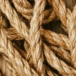 Background of ropes — Stock Photo #28793487