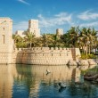 Views of Madinat Jumeirah hotel — Stock Photo #28839719