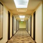 Hotel corridor — Stock Photo #29357439
