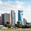 Stock Photo: Dubai, Greens area. UAE