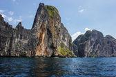 La isla de phi phi leh krabi, tailandia — Foto de Stock