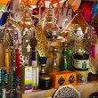 Market with eastern souvenirs — Stock Photo #30914657